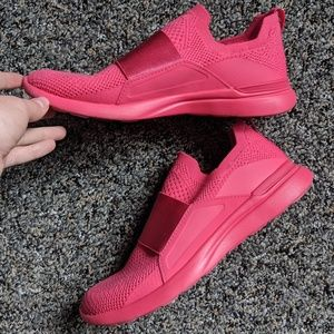 APL Slip On in Hot Pink